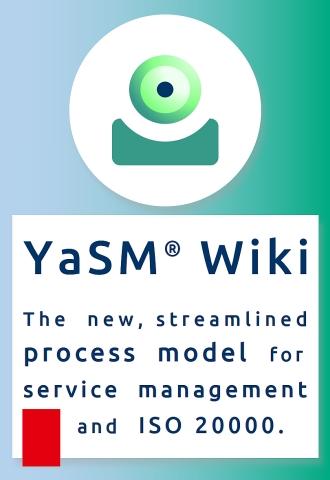 YaSM es un modelo de procesos para la gestión de servicios (Service Management), ISO 20000 y a gestión de servicios de TI (ITSM).