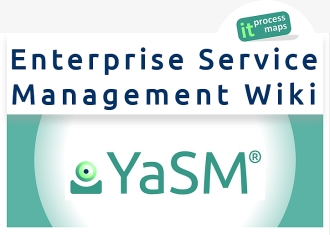 Wiki - The YaSM-Framework: Enterprise Service Management and IT Service Management (ITSM)