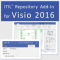 The ITIL Process Map is now ready for Microsoft Visio 2016.