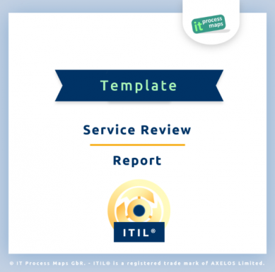 Checklist Service Review Report