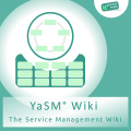 YaSM Wiki - The Enterprise Service Management Wiki. A simpler framework for managing services, based on established best practices.